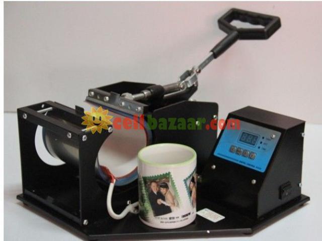 Digital Mug Press Machine - 1/1