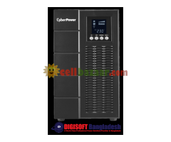 American #1 Double conversion Online UPS 5200VA Unlimited Battery Expansion Option -01 Year Warranty
