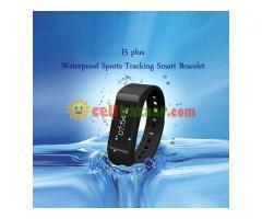 I5 plus Waterproof Sports Tracking Smart Bracelet.