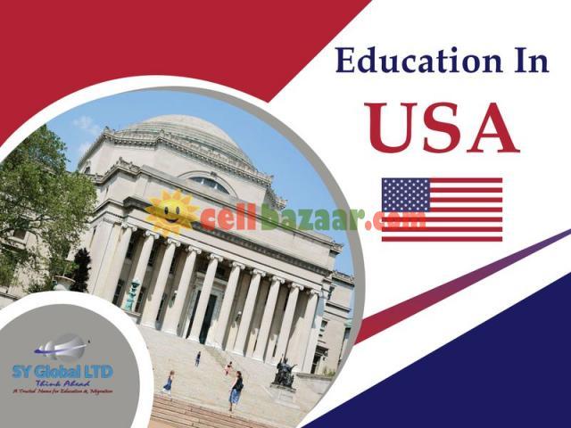 Study in America - 1/1