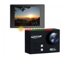 LDCAM PRO4 PLUS WiFi 4K 30fps Ultra HD Action Camera