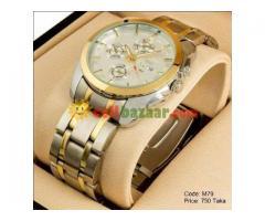 Tissot Watch : Chain