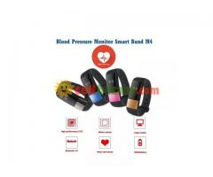 Blood Pressure Monitoring Fitness Band M4