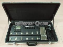 Line 6 POD HD 500 with Flight Case