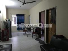 1000 Sqft Ready Flat For Sale @ Mohammadpur