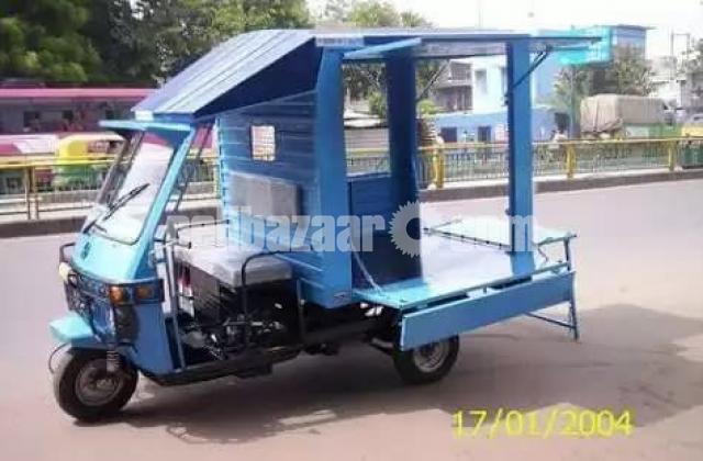 Auto street food car - 1/1