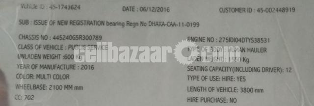 Tata Saathi 2016 Leguna for sale - 5/5