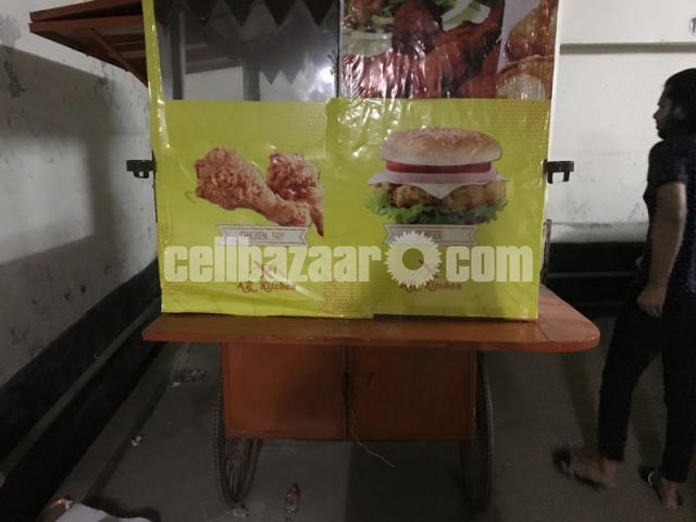 Food cart(court) - 2/3