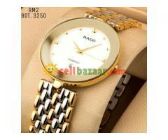 RADO brand wrist watch