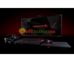 "GAMING Desktop Core i3 8th gen 6MB Cash Z370M GAMING 4GB RAM 1000GB HDD 22""LG IPS LED"