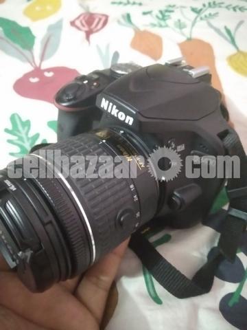 Nikon D3400 DSLR camera sell - 1/5