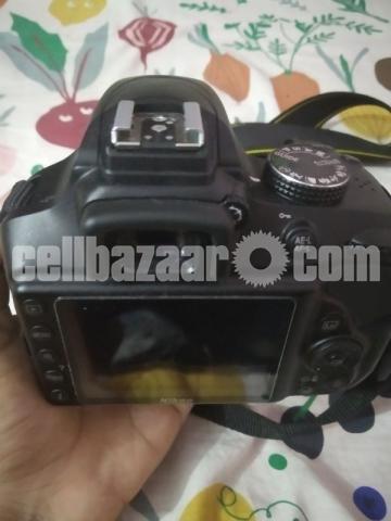 Nikon D3400 DSLR camera sell - 2/5