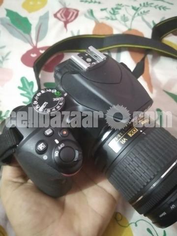 Nikon D3400 DSLR camera sell - 3/5