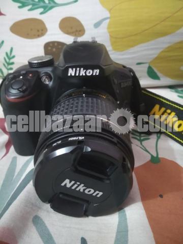 Nikon D3400 DSLR camera sell - 4/5
