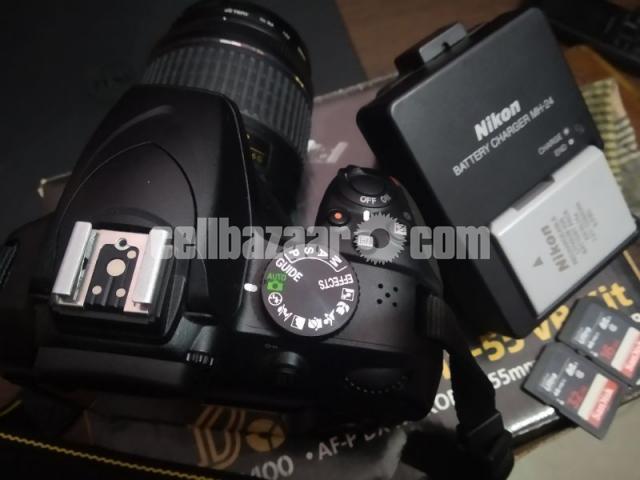 Nikon D3400 DSLR camera sell - 5/5