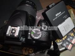 Nikon D3400 DSLR camera sell - Image 5/5