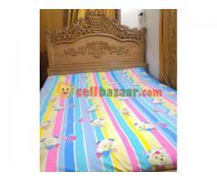 Original Barmatic shegun wooden bed