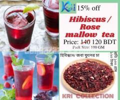 Hibiscus Tea/ Rose Mallow tea