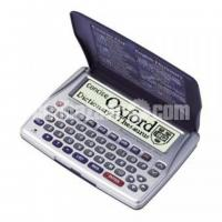 Seiko Concise Oxford Dictionary Thesaurus and Spellchecker - Image 2/5