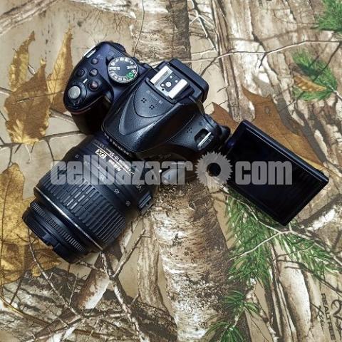Nikon D5200 Dslr Camera With Af S 18 55mm F 3 5 5 6 Vr Lens Kit Used Dhanmondi Cellbazaar Com Buy Sell Property Jobs In Bangladesh