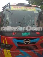 Ashoke Layland bus