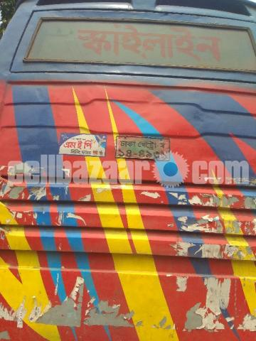 Ashoke Layland bus - 2/5