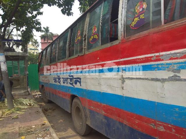 Ashoke Layland bus - 4/5