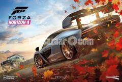 Forza Horizon 4 Wall Poster