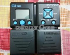 Zoom G1ON Guitar Processor
