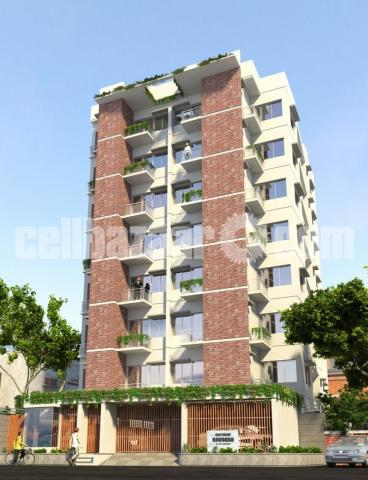 1460 sqft exclusive flat for sale at Nakhal Para. - 1/4