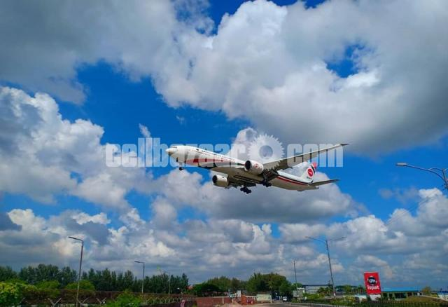 Cheap Air Ticket - 1/1