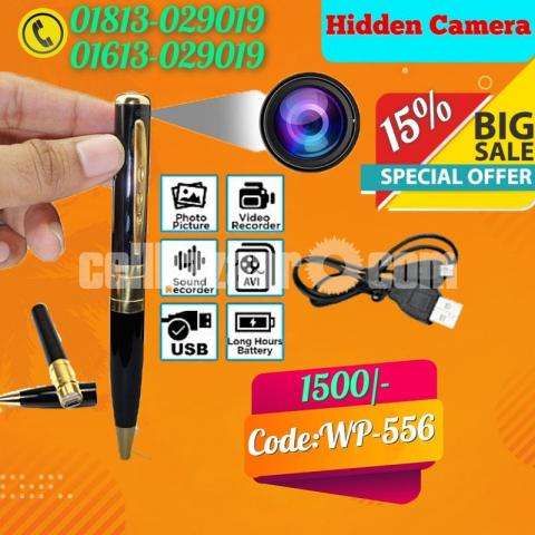 Video Pen Camera (32GB include) - 1/4
