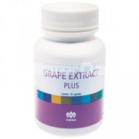 Tianshi Grape/Vigoros Extract Capsules - 1/2