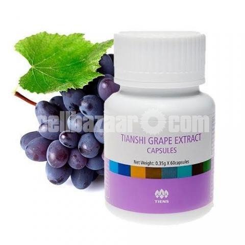 Tianshi Grape/Vigoros Extract Capsules - 2/2