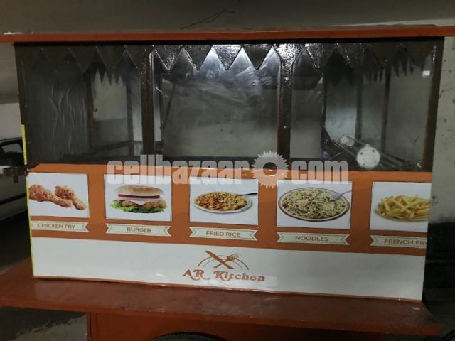 Food cart/van - 1/3