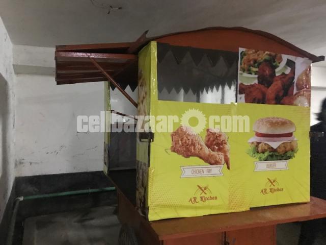 Food cart/van - 3/3