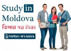 Study in Moldova - 100% Visa Possibility | Apply Today