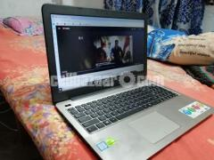Asus x556uq, Core i5 7th generation