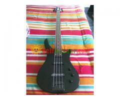 Laguna Ocean 4 string electric bass guitar