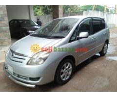 Toyota Spacio X Limited 2003