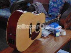 Professional Custom Original Studio- Ele Acoustic Guitar