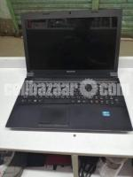 Laptop for sell(lenovo)