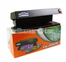 Star TK-2028 Fake Note Money Detector Machine