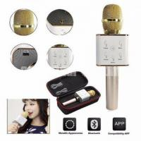 Karaoke Wireless Bluetooth Microphone Q7