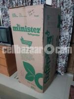 Minister fridge
