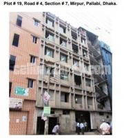Factory Space for Rent at Mirpur 7 Industrial Area