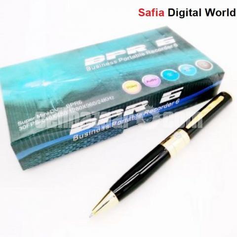 Spy Pen Camera Super Mini DV-BPR 6 - 2/3