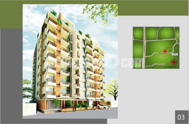 Flat for Sale In Bogura - 1/5