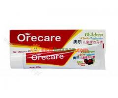 ORECARE – U SMILE – CHILDREN TOOTHPASTE