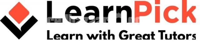LearnPick is Looking for Part-Time Teachers for Face to Face and Online Tutoring - 1/1